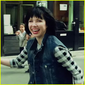 Carly Rae Jepsen Drops 'Run Away With Me' Video - Watch Here!