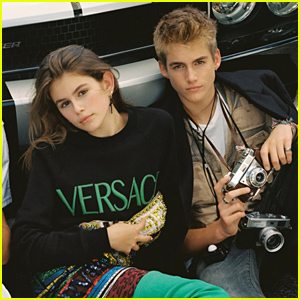 Cindy Crawford's Daughter Kaia Gerber Is Her Mini Me in This Fashion Spread!
