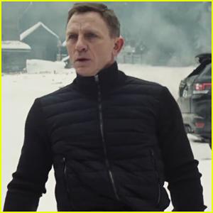 Daniel Craig's 'Spectre' Gets First Full Trailer - Watch Now!