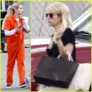 Emma Roberts Says Her 'Scream Queens' Character Is 'Not Warm & Fuzzy'