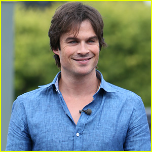 Ian Somerhalder Talks 'Vampire Diaries' Without Elena Gilbert