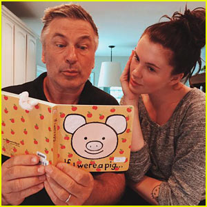 Ireland Baldwin Mocks Alec's 'Rude Thoughtless Pig' Voicemail