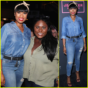 Jennifer Hudson & Danielle Brooks Get in Bonding Time Before 'The Color Purple' Broadway Run