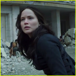 Jennifer Lawrence Is Ready for Battle in 'Hunger Games: Mockingjay Part 2' Trailer - Watch Now!