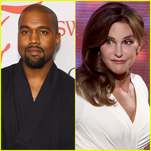 How Did Kanye West React to Caitlyn Jenner's Transition?