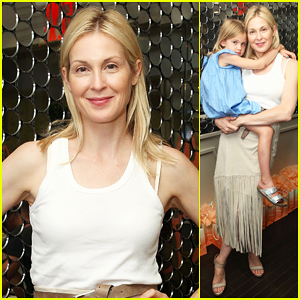 Kelly Rutherford Spends Time with Her Daughter Helena After More Custody Issues