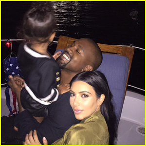 Kim Kardashian Shares More Fourth of July Family Photos!