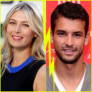 Maria Sharapova & Grigor Dimitrov Split After 2 Years of Dating