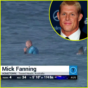 Mick Fanning, Surfer Attacked By Shark, Opens Up About Ordeal in New Interview