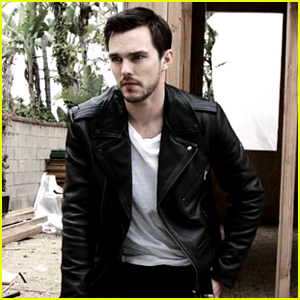Nicholas Hoult Stars in Flaunt's Fashion Video (Exclusive!)