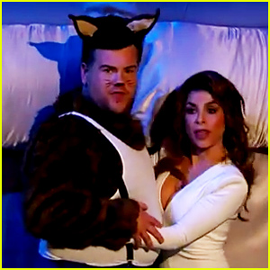 Paula Abdul & James Corden Recreate Her 'Opposites Attract' Music Video - Watch Now!