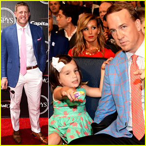 Peyton Manning's Daughter Mosley is His ESPYs 2015 Date!