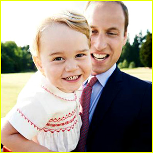Prince George Is So Cute in This Newly Released Photo!