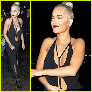 Rita Ora Is TV Personality of the Year For Glamour Women of the Year Awards