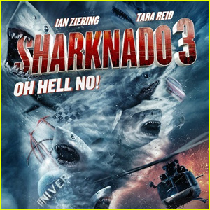 'Sharknado 3' Fans Live Tweet During the Syfy Premiere