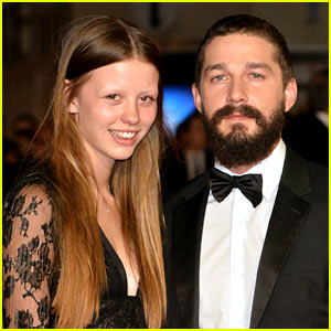 Shia LaBeouf & Girlfriend Mia