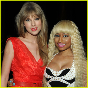Taylor Swift Responds to Nicki Minaj's VMA Nomination Diss!