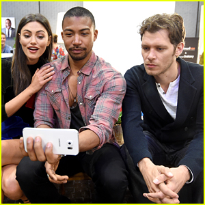 The Originals' Joseph Morgan Gets Instagram Account During Comic-Con 2015