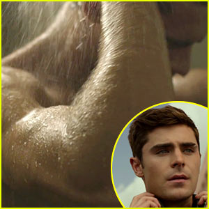 Pictures And Videos Of Zac Efron In The Shower 48