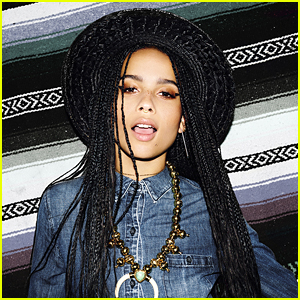 Zoe Kravitz To Nylon Mag: 'I Don't Want To Play Everyone's Best Friend'