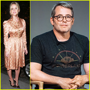 Alice Eve & Matthew Broderick Bring Their 'Dirty Weekend' To NYC - Watch Trailer!