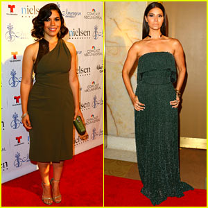 America Ferrera Meets Her Heroes at the Imagen Awards