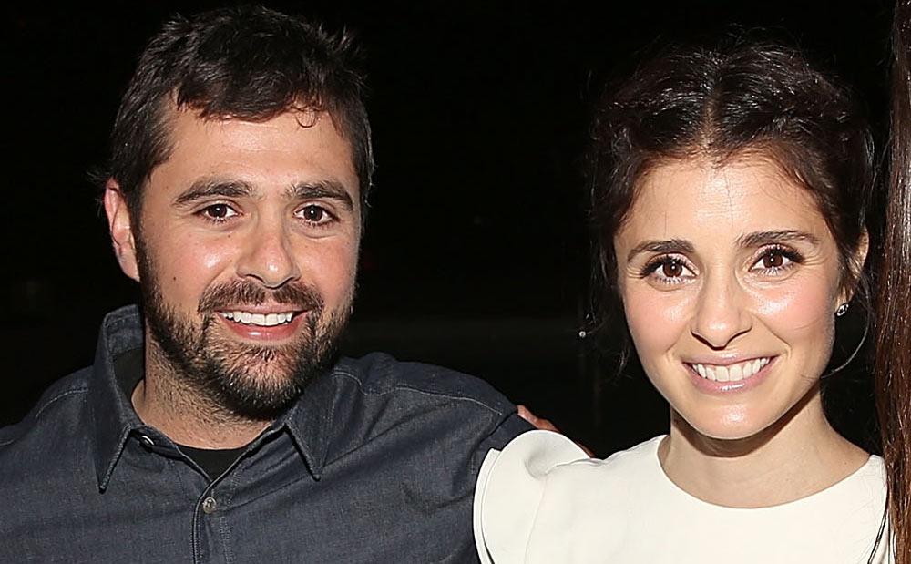 Shiri Appleby and husband