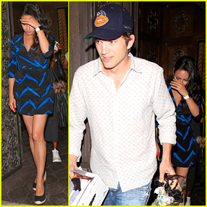 Ashton Kutcher & Mila Kunis Celebrate Her Birthday On Their Date Night!