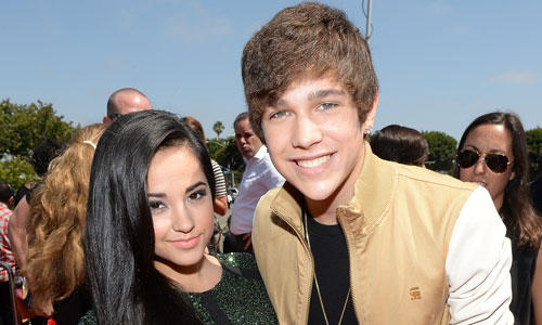 Austin Mahone Is Becky G s Ex-Boyfriend Yes They Dated