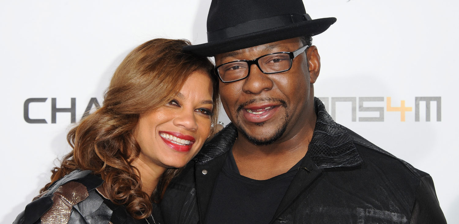 Bobby Brown's Wife Alicia