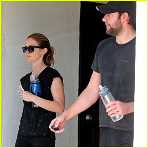 Emily Blunt & John Krasinski Share the Same Girl Crush!