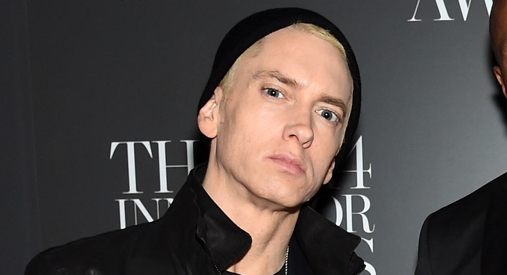 Eminem Says He Once We...