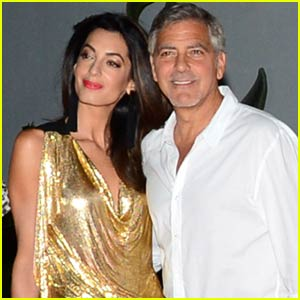 George Clooney Sometimes 'Feels Like an Idiot' With Amal