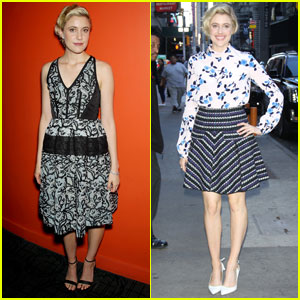 Greta Gerwig Wore Overalls to Her 'Gossip Girl' Audition
