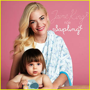 'Jaime King for Sapling Child' Is Officially Available Now!