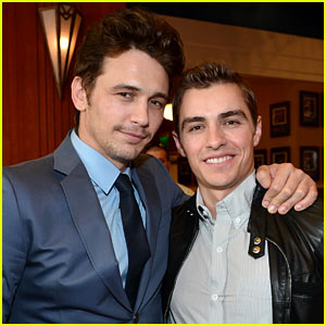 James Franco And Brother james franco congratulates brother dave ...