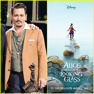 Johnny Depp Makes Surprise Appearance at Disney D23 Expo!