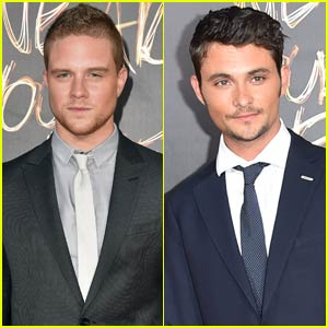 Jonny Weston & Shiloh Fernandez Are Two Handsome 'We Are Your Friends' Premiere Guys!