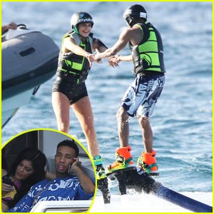 Kylie And Tyga Together 2015