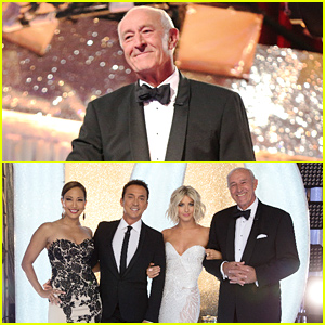 'Dancing with the Stars' Judge Len Goodman Not Returning for Season 21