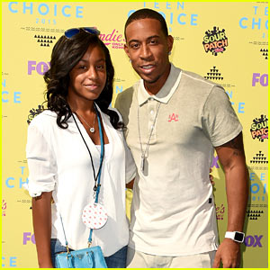 Ludacris Brings Daughter Karma to Teen Choice Awards 2015