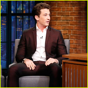 Miles Teller Got to Skip the Customs Line at the Airport Because of 'Fantastic Four' Role (Video)
