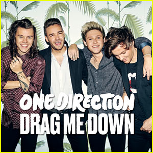 One Direction Perform New Single 'Drag Me Down' In Indianapolis - Watch Now!