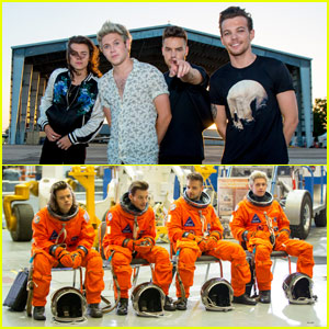 See One Direction's New Video for 'Drag Me Down' & Go Behind the Scenes!