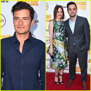 Orlando Bloom Is 'Digging For Fire' in Hollywood - Watch Trailer!