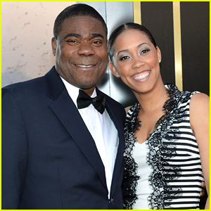 Tracy Morgan Marries Megan Wollover in Emotional Ceremony