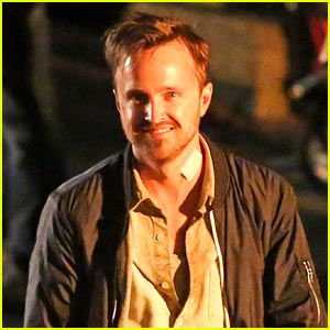 Aaron Paul Got a Birthday Wish from Bryan Cranston