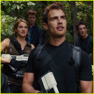 'Divergent Series: Allegiant' Gets First Look Teaser - Watch Now!