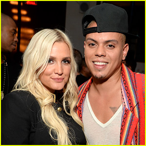 Ashlee Simpson & Evan Ross Debut Jagger Snow's First Photo!