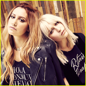 Ashley Tisdale Is Signorelli Tee's New Creative Director!